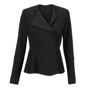 ✧ CAbi Agency Jacket ✧ Sleek Ponte